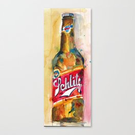 Schlitz Beer Canvas Print