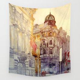 Wien Wall Tapestry