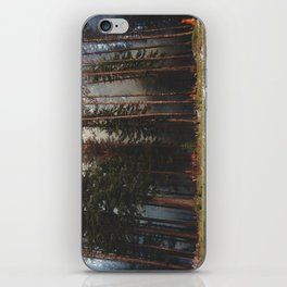 Oregon Forest Control Fire iPhone Skin