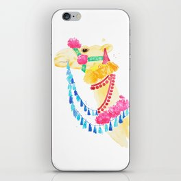 Marrakesh Camel iPhone Skin