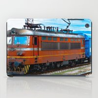 train iPad Cases featuring Train by MaximusMax76