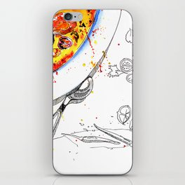 tom yam soup iPhone Skin