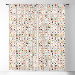 Domino Blackout Curtain