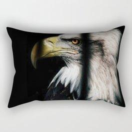 Hawk Rectangular Pillow