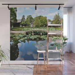Mirror World Wall Mural