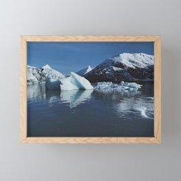 Frozen Framed Mini Art Print