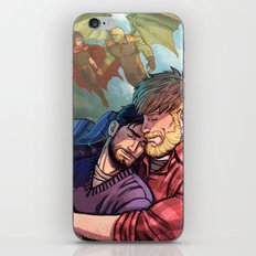 William and Theodore 31 iPhone & iPod Skin
