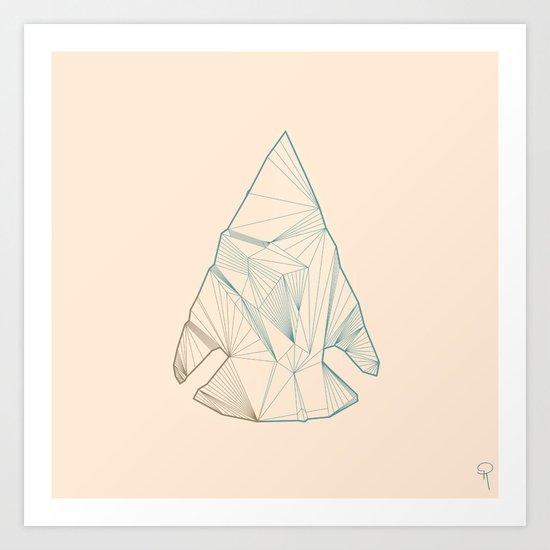 Zuya Art Print