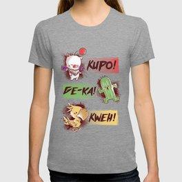 Ff cute sounds T-shirt