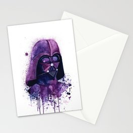 I find your lack of face disturbing Stationery Cards