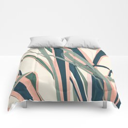 Colorful Plant Comforters