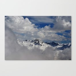 A land worth fighting for Canvas Print