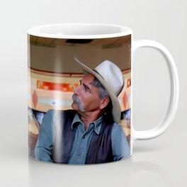 Jeff Bridges & Sam Elliot @ The Big Lebowski (Joel and Ethan Coen - 1988) Coffee Mug