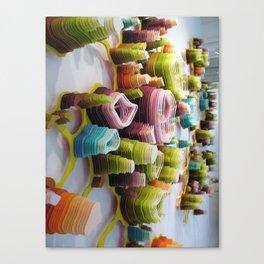 Flameobic Opulation Canvas Print