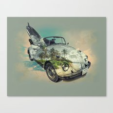 i want to be free 2 Canvas Print