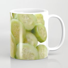 Cucumber Quarters Coffee Mug