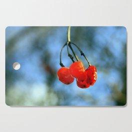 Rowanberry Cutting Board