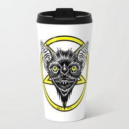 PENTAGRAM BAT Travel Mug