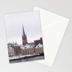Stockholm Winter Stationery Cards