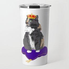 Queen Aurora Travel Mug