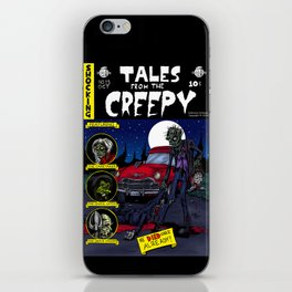 Tales From The Creepy iPhone Skin