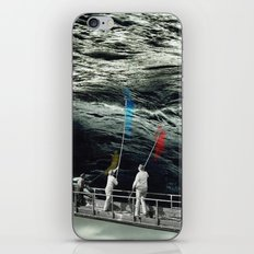 atmosphere 47 · watercolor iPhone Skin