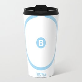 Bow and arrows Travel Mug