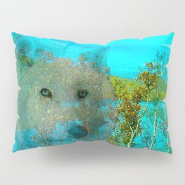 THE DAY OF THE WHITE WOLF Pillow Sham
