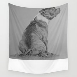 Millie Wall Tapestry