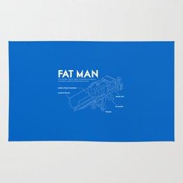Fat Man Rug