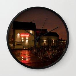 Karaoke Club Wall Clock