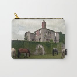 Cumberland Island - Feral Horses Carry-All Pouch