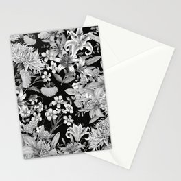 FLORAL GARDEN 5 Stationery Cards