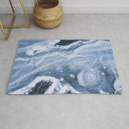 Ocean Geode Rug