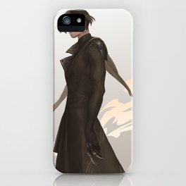 Claws iPhone Case