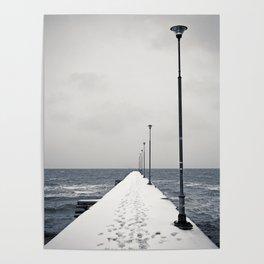 Peraia Winter Poster