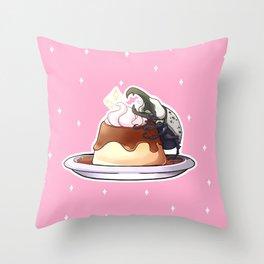 Hey Puddin' Throw Pillow