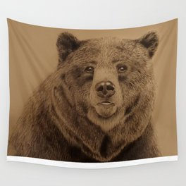 Bear Wall Tapestry