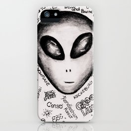 Ufology 101 iPhone Case
