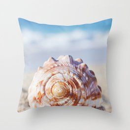 The Heart of Wonder Throw Pillow