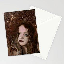 Chocolate Parfait Stationery Cards
