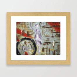 "Thumbnail of the painting  ""OH, ISADORA..."" #1 Framed Art Print"