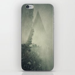 Hidden on the Hill iPhone Skin