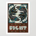 Fight by designerpreis