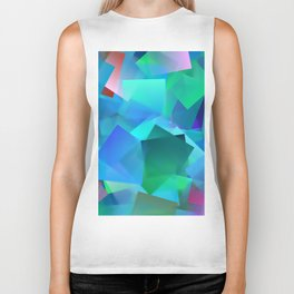 Relaxing by colors ... Biker Tank
