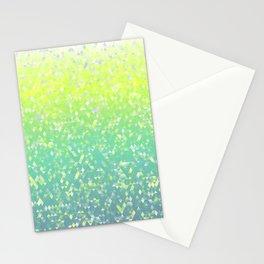 Gleaming Rainbow 9 Stationery Cards