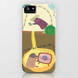 Cages iPhone Case