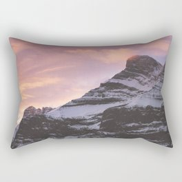 Rockies Sunrise Rectangular Pillow