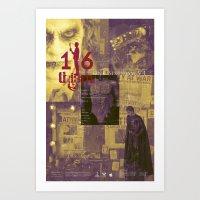 One Sixth Ism Vol.4-1 Art Print