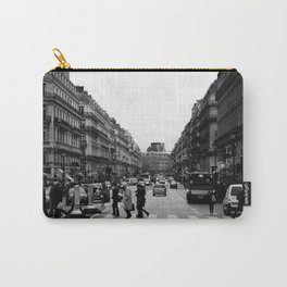 Pedestrian crossing Carry-All Pouch